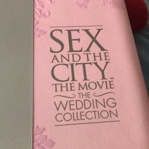 Sex And The City The Movie The Wedding Collection